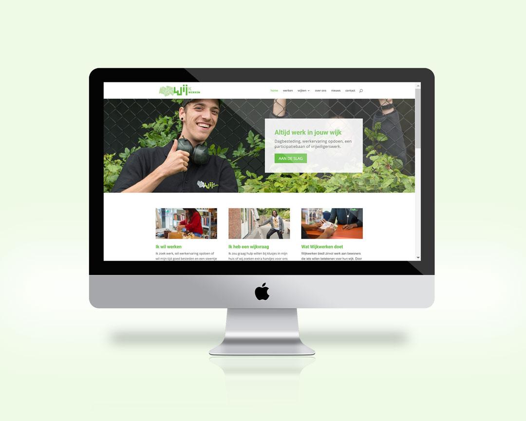 Wijkwerken website