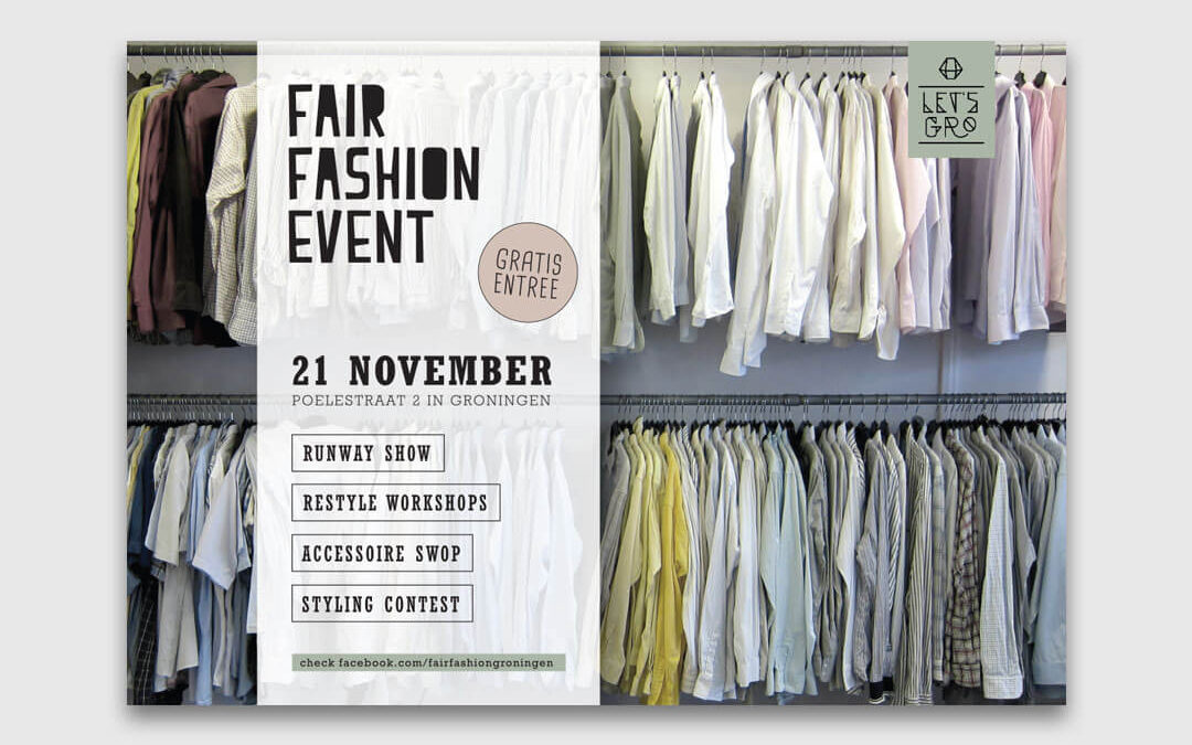 Fair Fashion Event | Let's Gro