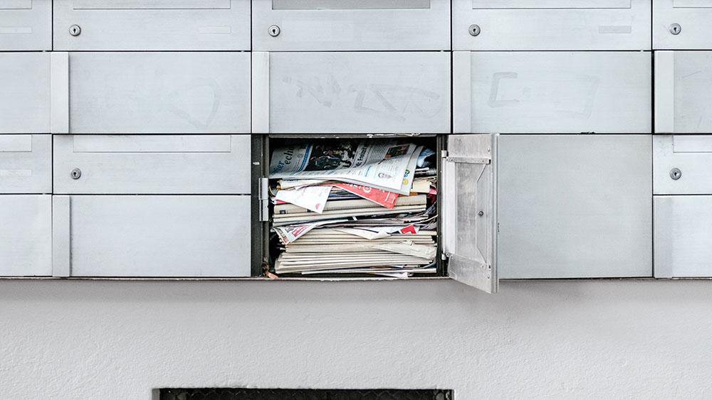 Mail backuppen en instellen